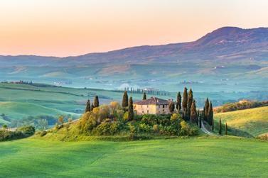 Villas en Italie