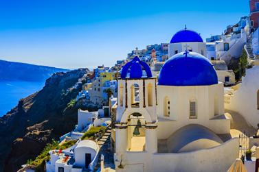 Villas en Grèce