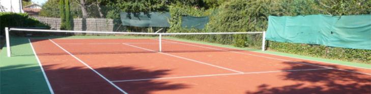 Villas piscine et tennis privés